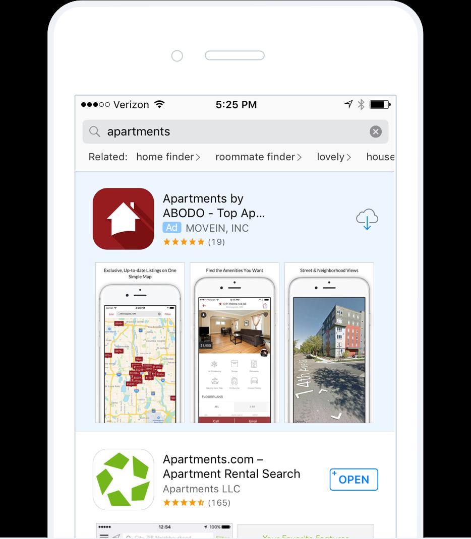 App store marketing